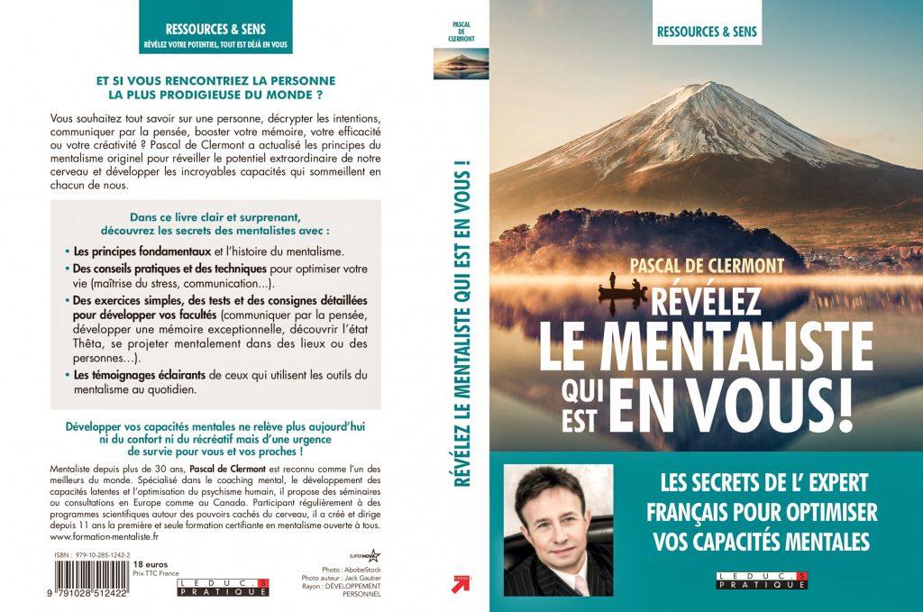 Révélez le mentaliste qui est en vous ! Pascal de Clermont 2018